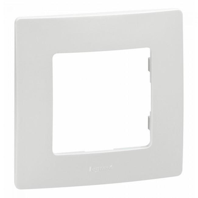 Plaque blanche pour appareillage électrique Niloé LEGRAND