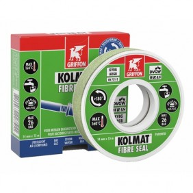 Bande d'étanchéité - renforcée de fibres - Kolmat Fibre Seal GRIFFON