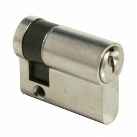 Demi cylindre - TE 5 - sur numéro de variure 68454 A/B TESA Sécurité