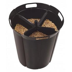 Boite de stockage pour pellets - Quadra Interstoves