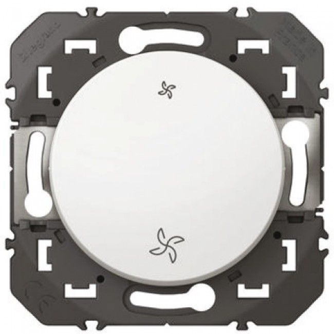 Interrupteur commande VMC - Blanc - Dooxie LEGRAND