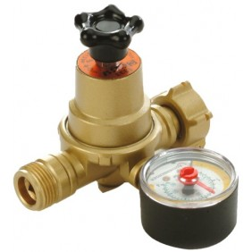 Détendeur à sécurité - butane-propane - à pression réglable - 1333 CLESSE