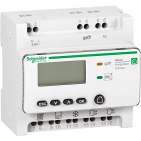 Compteur d'énergie Wiser Energy - 5 TC fermés de 80A SCHNEIDER
