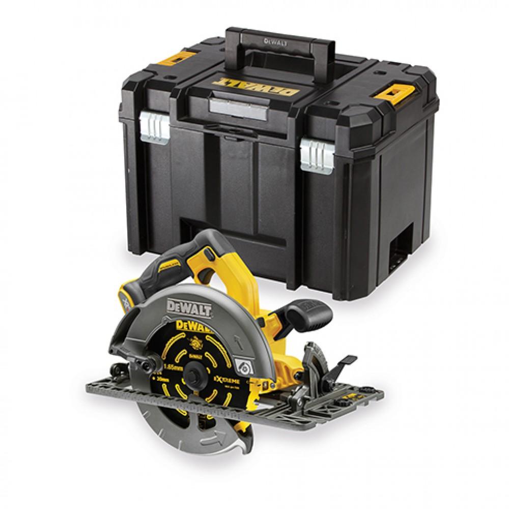 Scie circulaire 190 mm sans fil 54 v xr flexvolt dcs576nt - Scie circulaire a batterie ...
