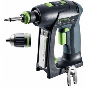 Perceuse visseuse à percussion sans fil 18V C 18 Li-Basic FESTOOL