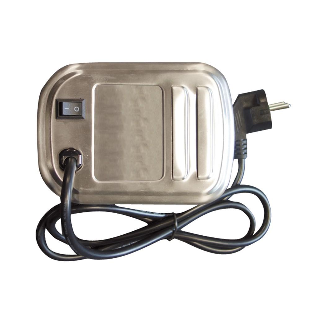 moteur tourne broche lectrique 10 kg cook in garden bricozor. Black Bedroom Furniture Sets. Home Design Ideas