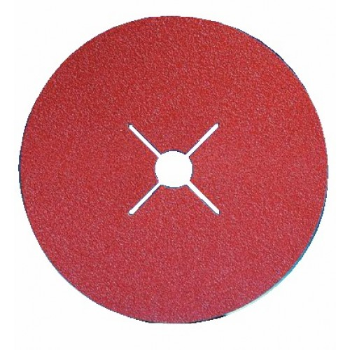 Abrasifs disques fibre céramique 125 mm XF 760