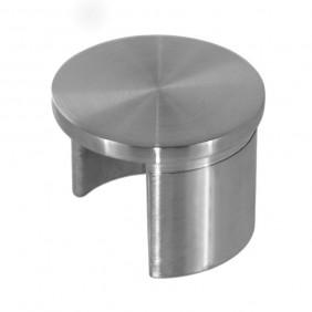Embout plat pour main courante - diamètre 42,4 mm Design Production