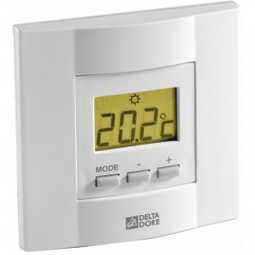 Thermostat d'ambiance électronique Tybox 21 DELTA DORE