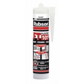 Mastic colle tous matériaux - cartouche 280 ml - Flextec 101 RUBSON