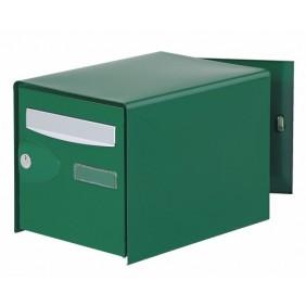 Boîtes aux lettres Probox double face, vert DECAYEUX