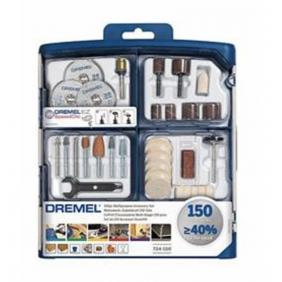 Coffret 150 accessoires multi-usages - 2615S724JA DREMEL