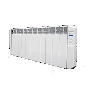 Radiateur sous fenêtre inertie fluide-indicateur de consommation 1250W  RCBL HAVERLAND