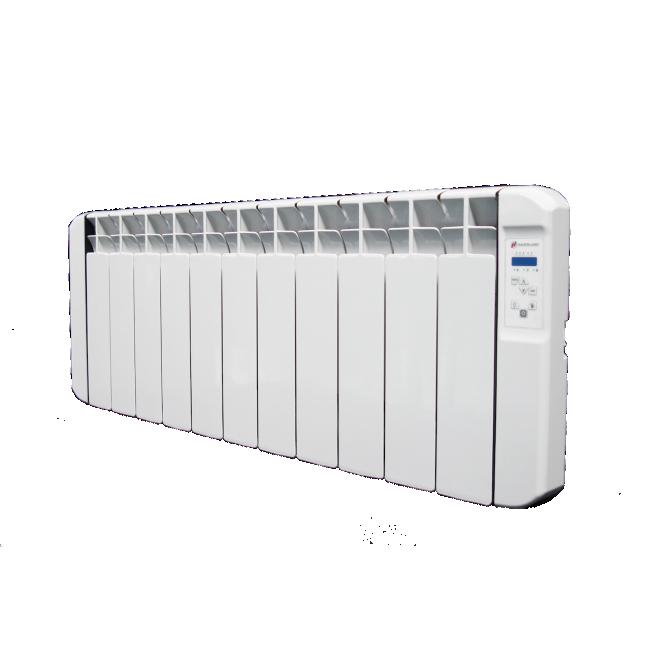 Radiateur sous fenêtre inertie fluide-indicateur de consommation 1500W RCBL HAVERLAND