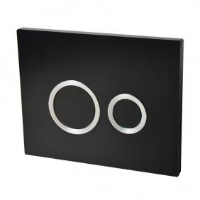 Plaque de commande - ABS - Hoop Noire WIRQUIN PRO