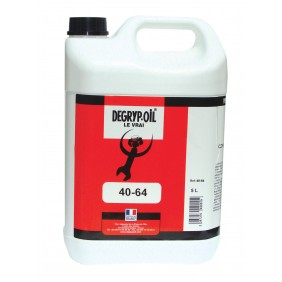 Huile de coupe soluble  - Bidon de 5 Litres DEGRYP'OIL