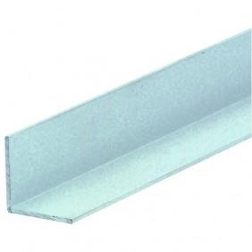 Cornières égales aluminium 4 m DUVAL