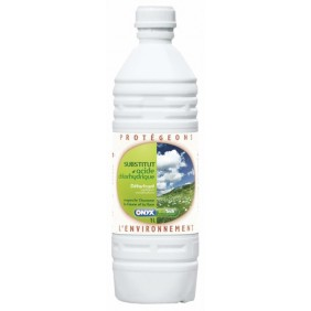 Substitut d'acide chlorhydrique ONYX