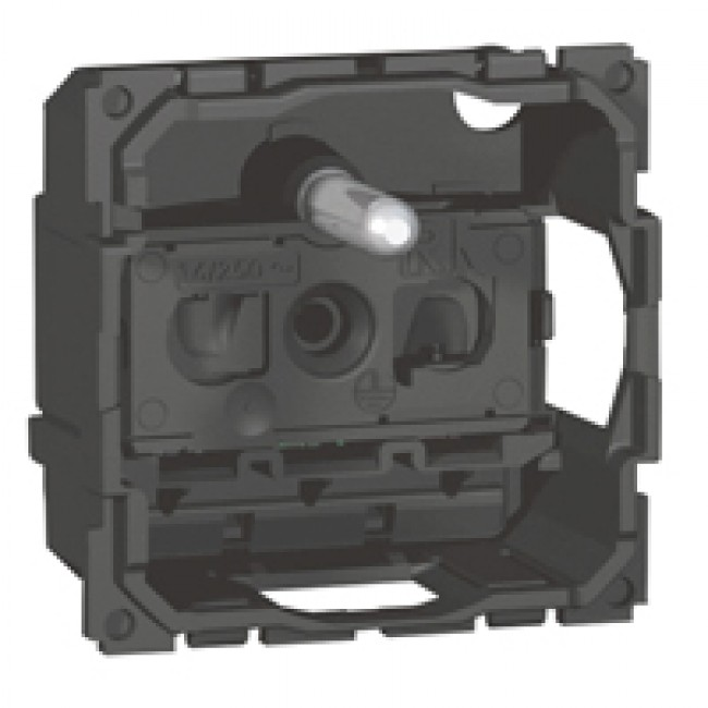 Prise de courant fort  - 16 ampères 250 volts - 2P - Céliane LEGRAND