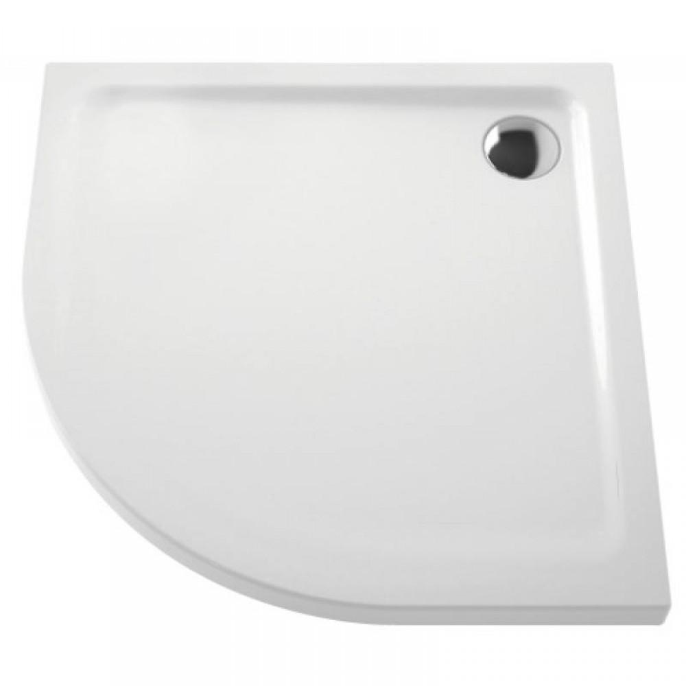 Incroyable Receveur à poser extra-plat en céramique - 1/4C 90x90 cm VITRA EA-22