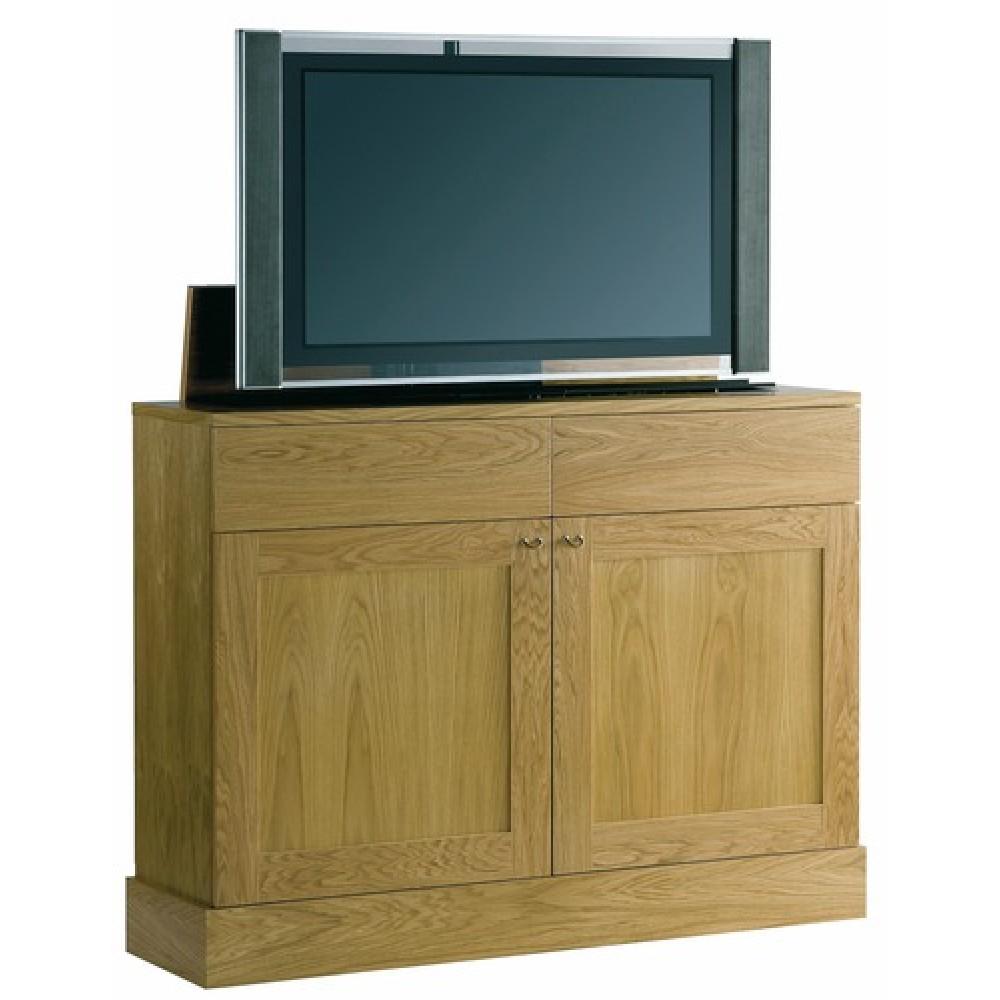 syst me de levage motoris db lift pour cran plat 50. Black Bedroom Furniture Sets. Home Design Ideas