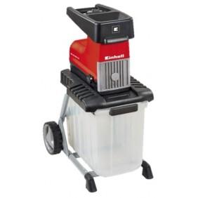 Broyeur de végétaux électrique - bac de 60 litres - GC-RS 2845 CB EINHELL