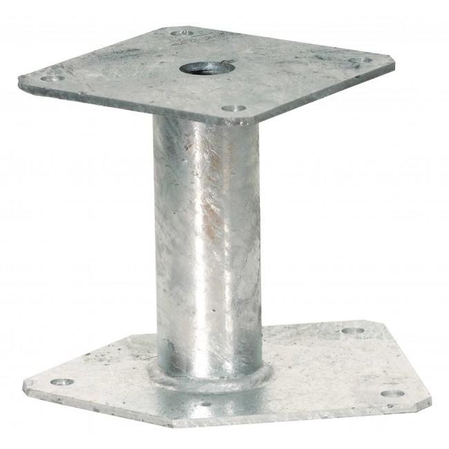 Pied de poteau en angle de dalle - PBL150 SIMPSON Strong-Tie