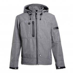 Veste de travail Softshell - Flores NORTH WAYS