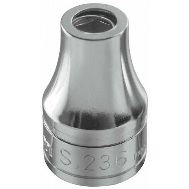 """Douille standard 1/2"""" porte-embouts de vissage S.236 FACOM"""