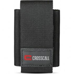 Housse de téléphone noire CROSSCALL