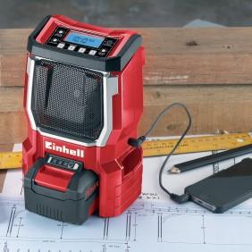 Radio sans fil TE-CR 18 LI EINHELL
