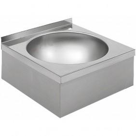 lavabo en inox vasque en c ramique ou r sine ici bricozor. Black Bedroom Furniture Sets. Home Design Ideas