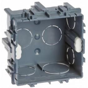 Boîte d'encastrement pour maçonnerie - avec cloison - XL Tradi. EUROHM