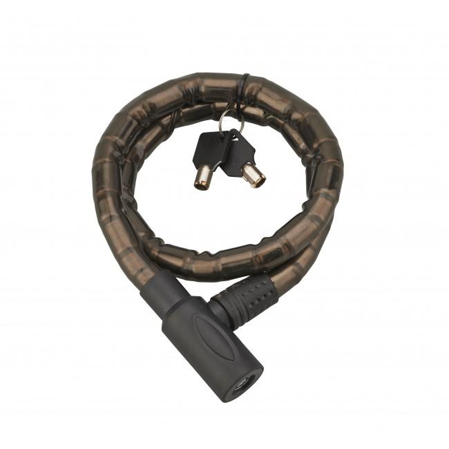 Antivol moto à câble acier diamètre 18 mm - blindé - Scorp FTH THIRARD