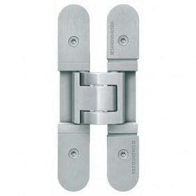 Paumelles invisibles - pour portes lourdes - inox - Tectus 3D SIMONSWERK