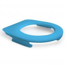 Lunette de wc suspendu clipsable - 100 % hygiénique PAPADO