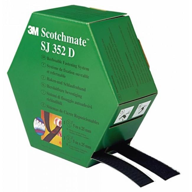 Ruban adhésif d'isolation autoagrippant Scotchmate SJ352D 3M