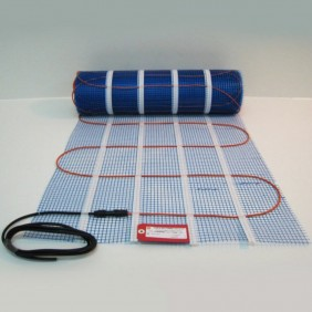 Sol chauffant basse température - 10w/ml -câble kit Tram SUD RAYONNEMENT