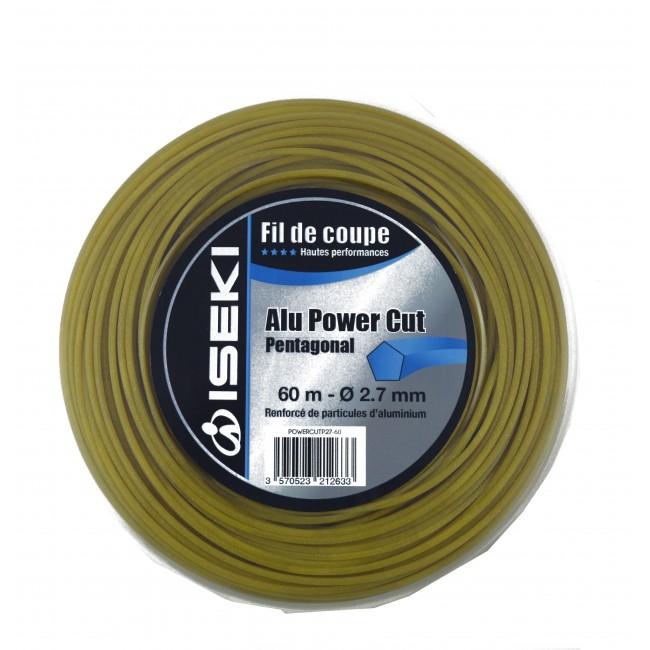 Fil de coupe pentagonal - Power Cut ISEKI