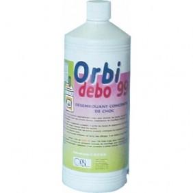 Désembouant - pour entretien de circuit chauffage - Debo 99 ORBI