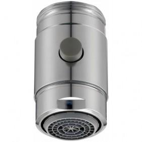 Ecobooster chromé - pour lavabo et évier - Débit de 5 à 17 l/min NEOPERL