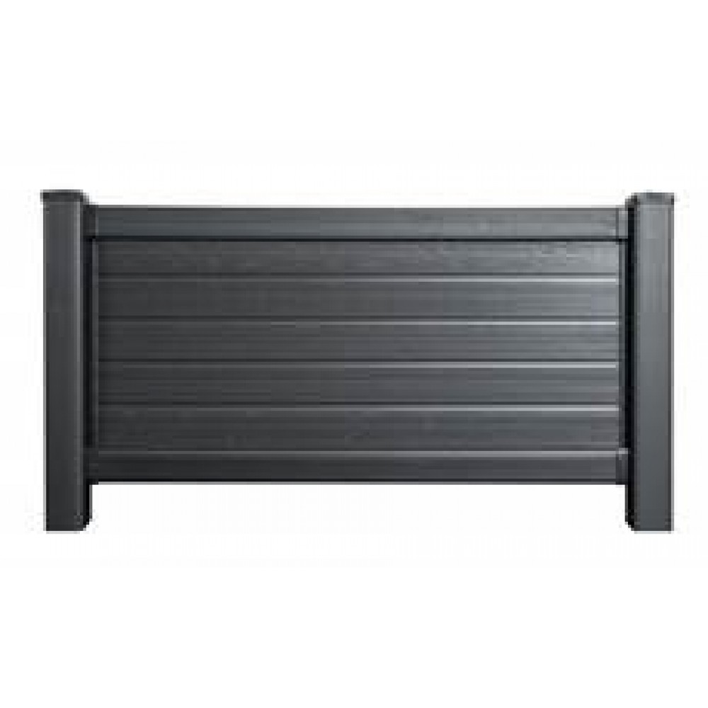 Emejing cloture de jardin castorama contemporary design for Cloture exterieur pvc