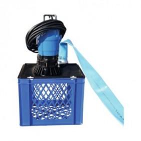 Pompe de relevage et drainage - pour chantier - HS2-4S JETLY