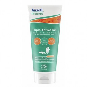 Gel de protection pour les mains - 30 ml - Triple active ANSELL