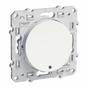 Commande d'éclairage lumineuse - Blanc - Odace SCHNEIDER
