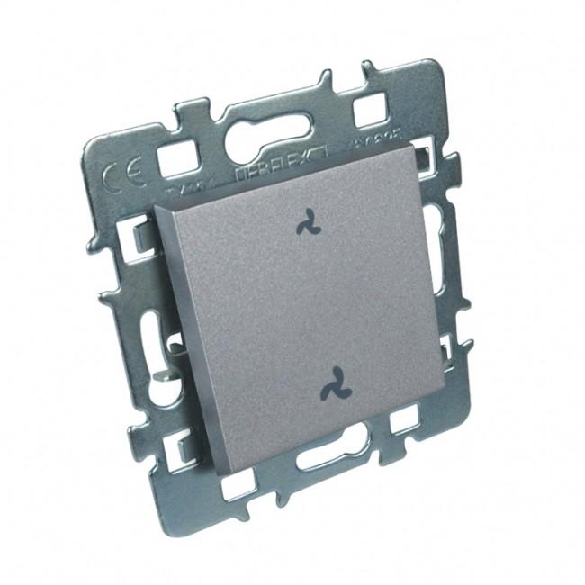 Mécanisme commande VMC + cache + support métal - Casual DEBFLEX