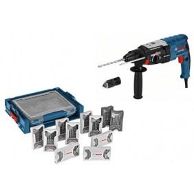 Perforateur burineur SDS-Plus GBH 2-28 F-0611267600 + accessoires BOSCH