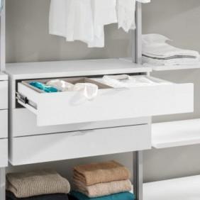 Caisson tiroir pour aménagement de dressing Clos-It BOHNACKER