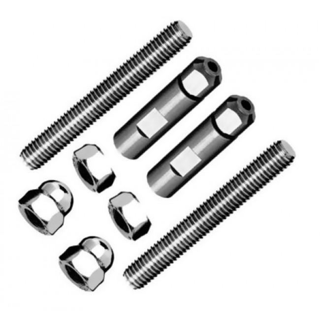 Kit de pose poteau de garde corps pour câble de 6 mm Design Production