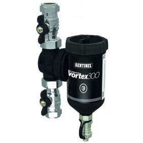 Filtre magnétique - circuit de chauffage - Eliminator Vortex 300 SENTINEL